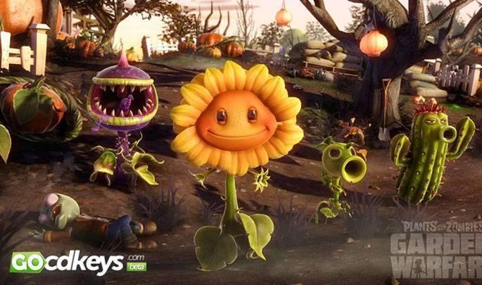 Beautiful Plants Vs Zombies Garden Warfare Pc Cd Key