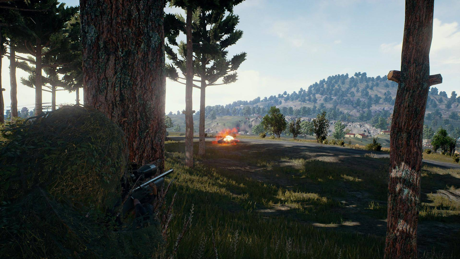 Article title about PLAYERUNKNOWNS BATTLEGROUNDS