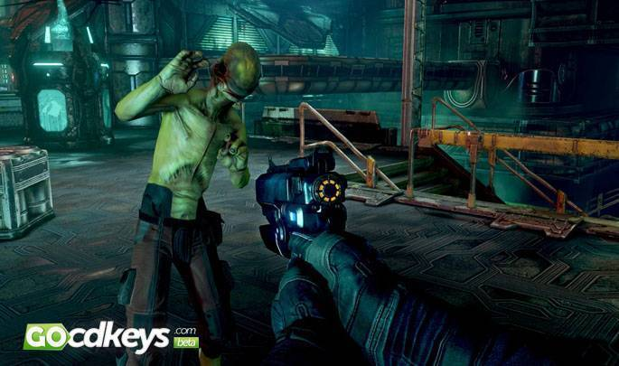 Article title about PREY 2