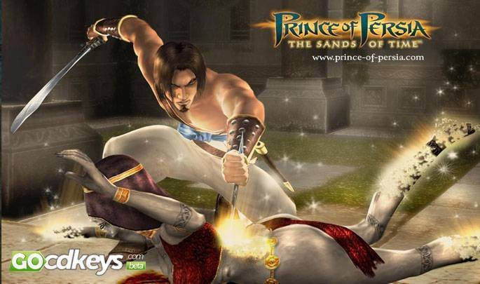 Buy Prince Of Persia The Sands Of Time Pc Cd Key For Steam