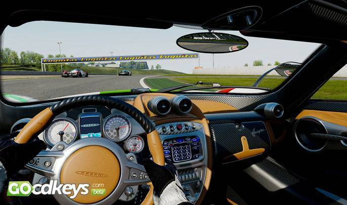 Article title about Project Cars