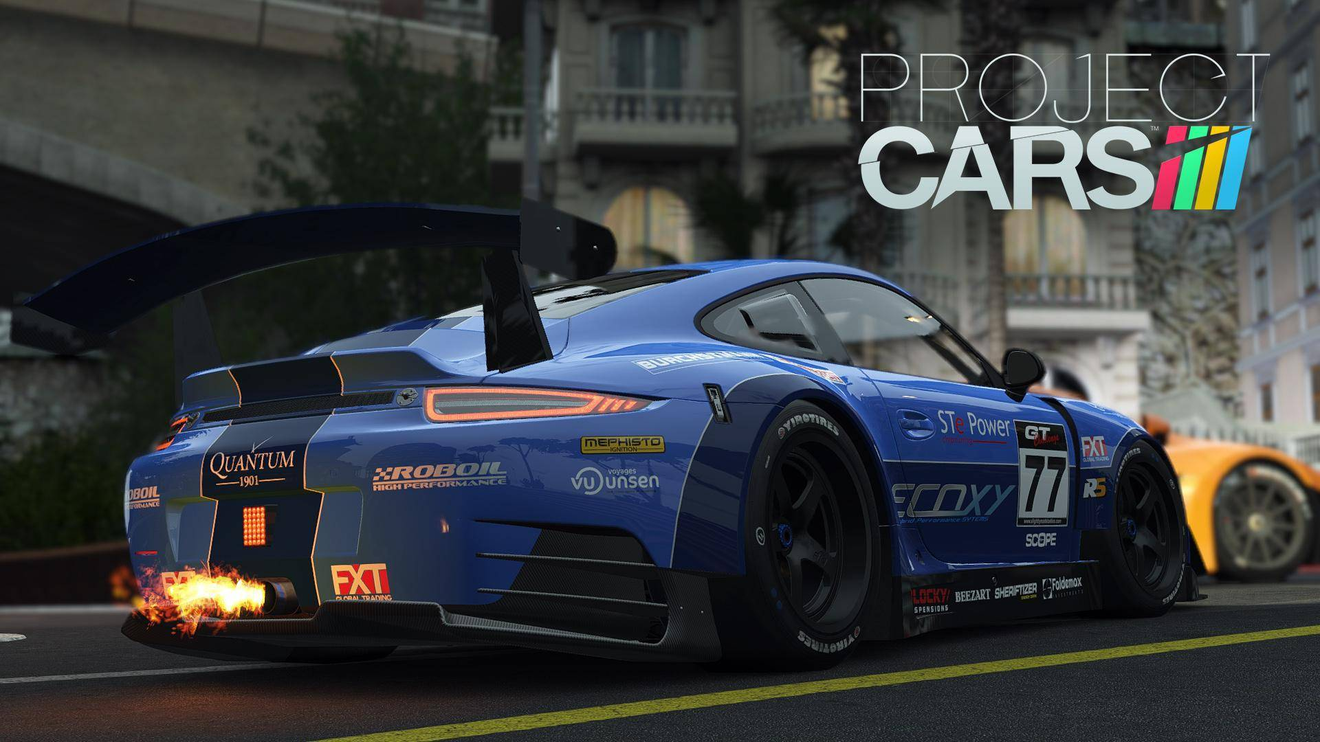 Trailer von Project CARS Season Pass  anschauen