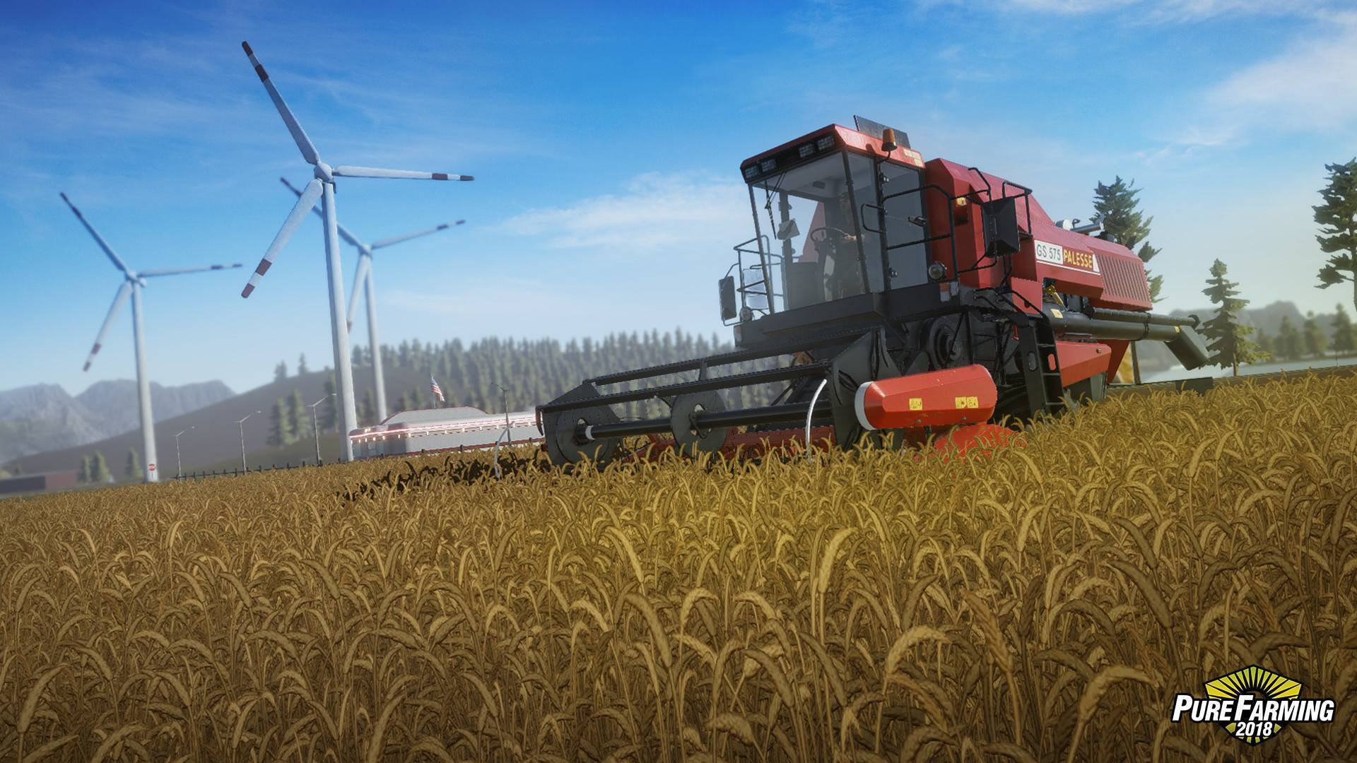 Article title about Pure Farming 2018