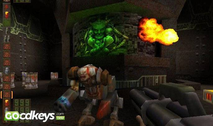 Article title about QUAKE 2