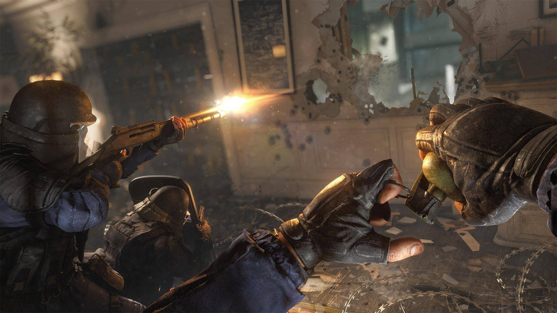 Trailer von Rainbow Six Siege Season Pass  anschauen