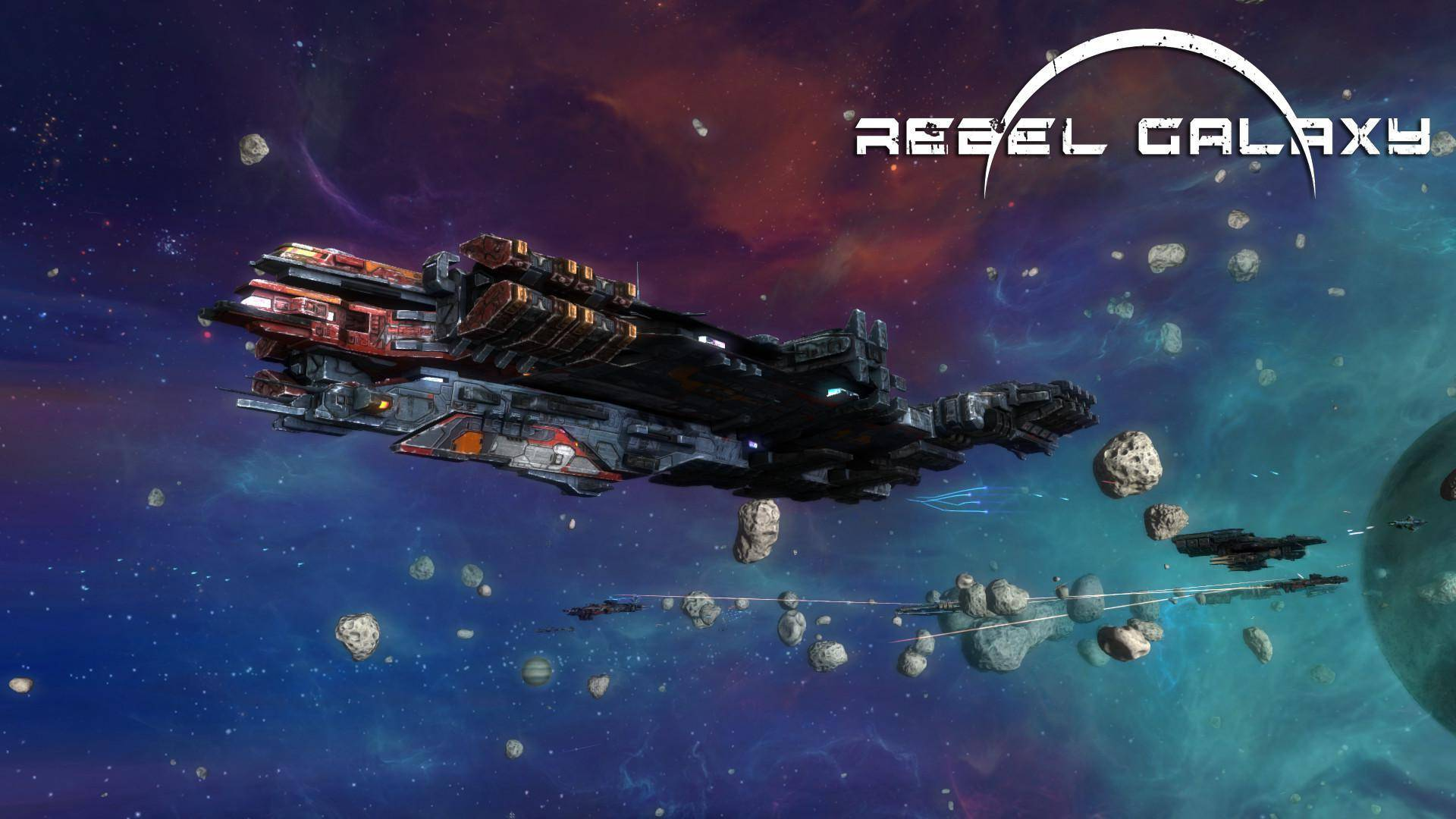 Article title about Rebel Galaxy