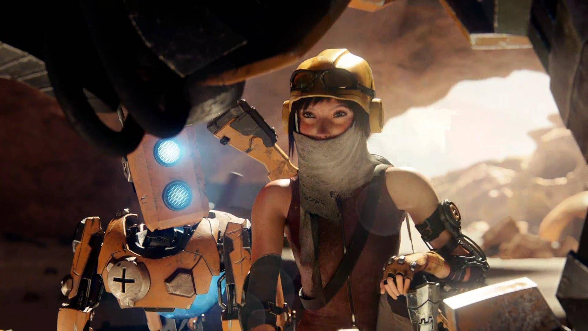 Article title about ReCore