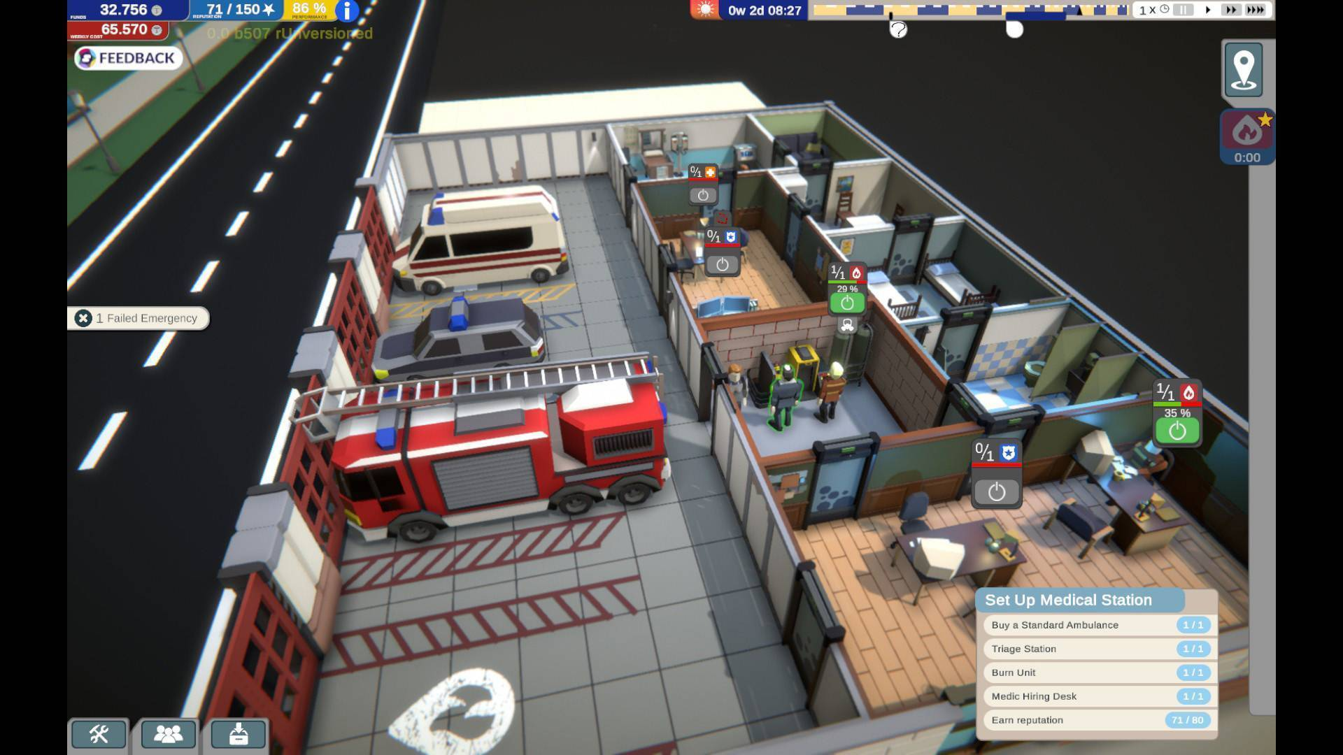 Buy Rescue Hq The Tycoon Pc Cd Key For Steam Compare Prices