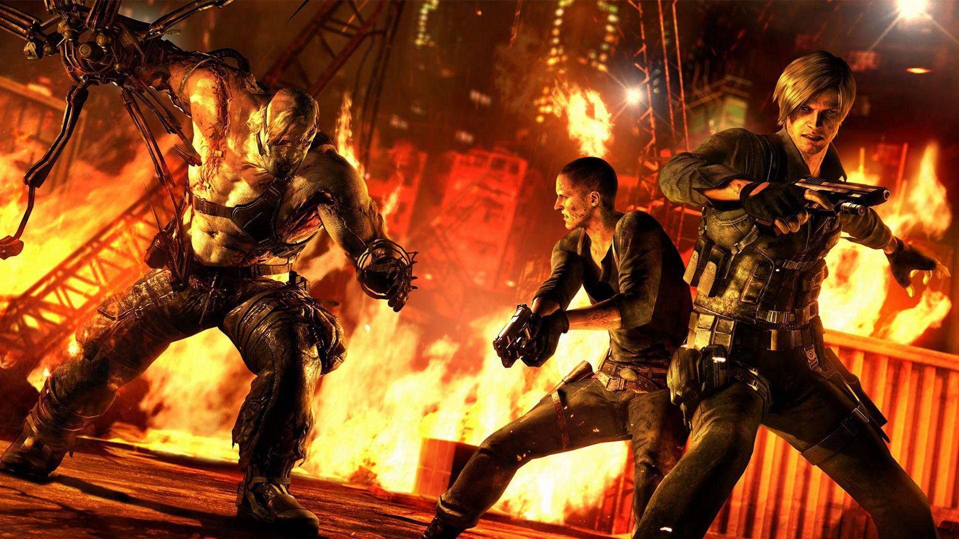 Mad Evil A Retrospective Of Resident Evil 6 Bengalcritiques