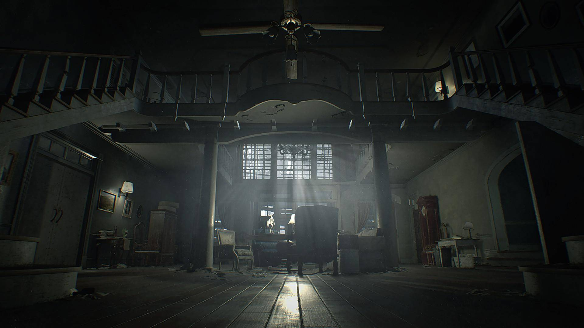 Article title about Resident Evil 7 Biohazard