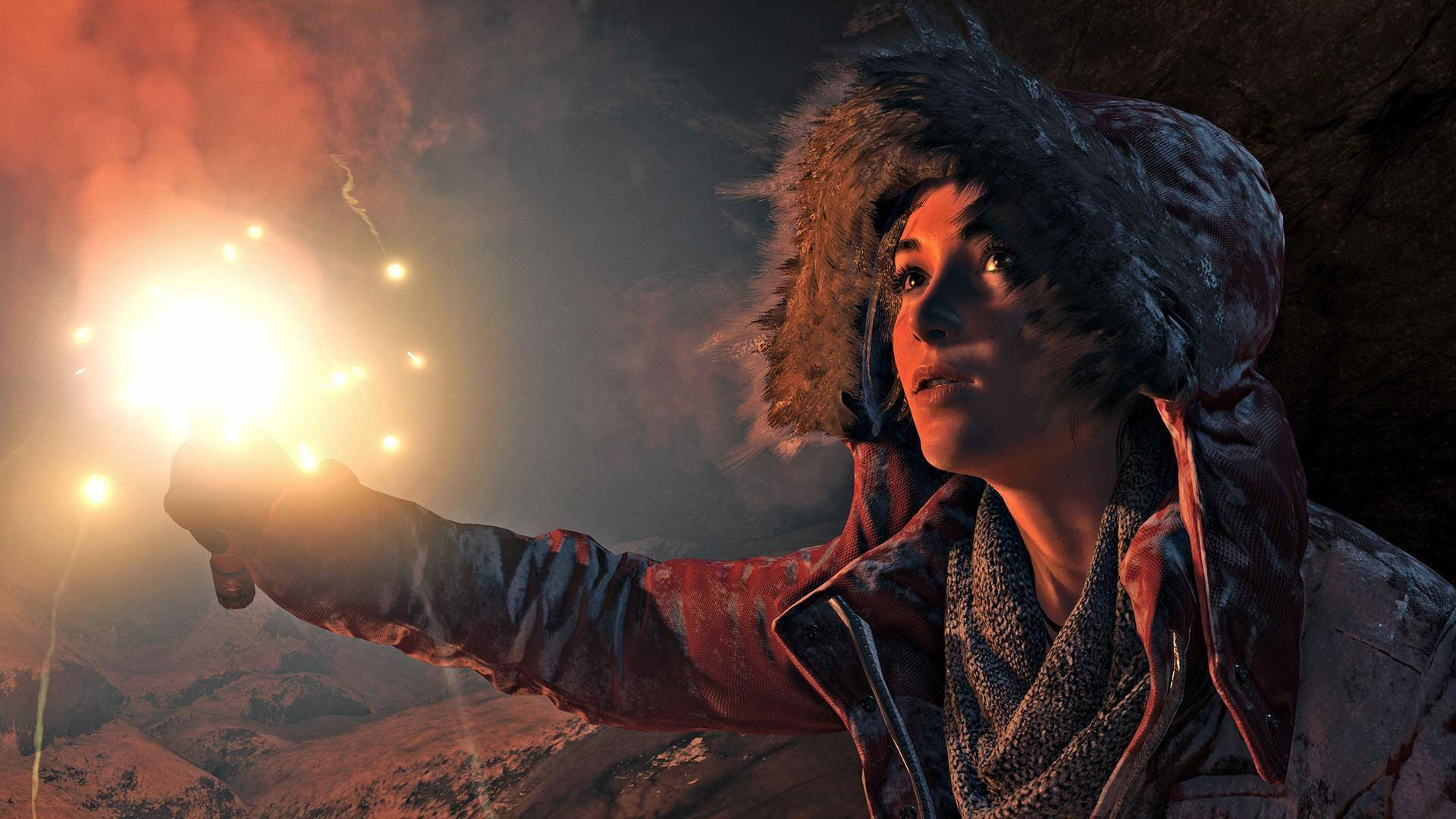 Article title about Rise of the Tomb Raider