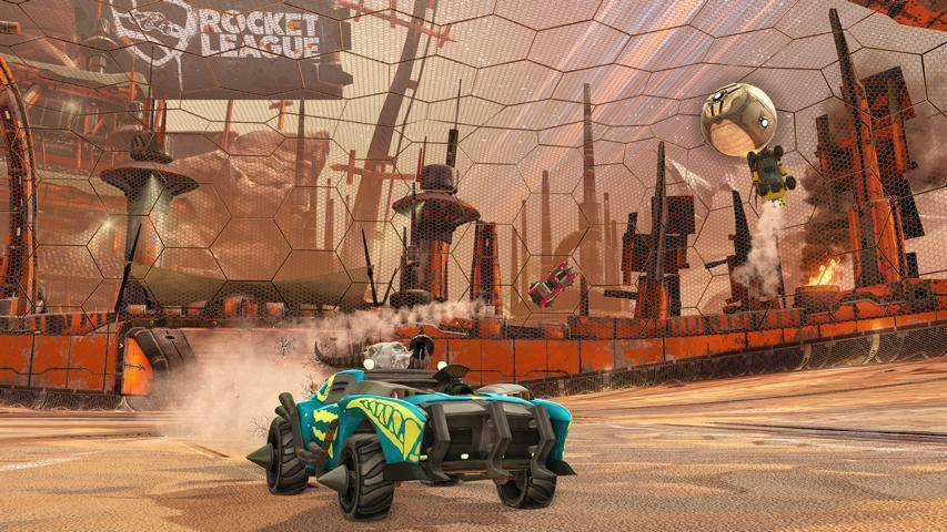 Regarder la bande-annonce de Rocket League Chaos Run DLC