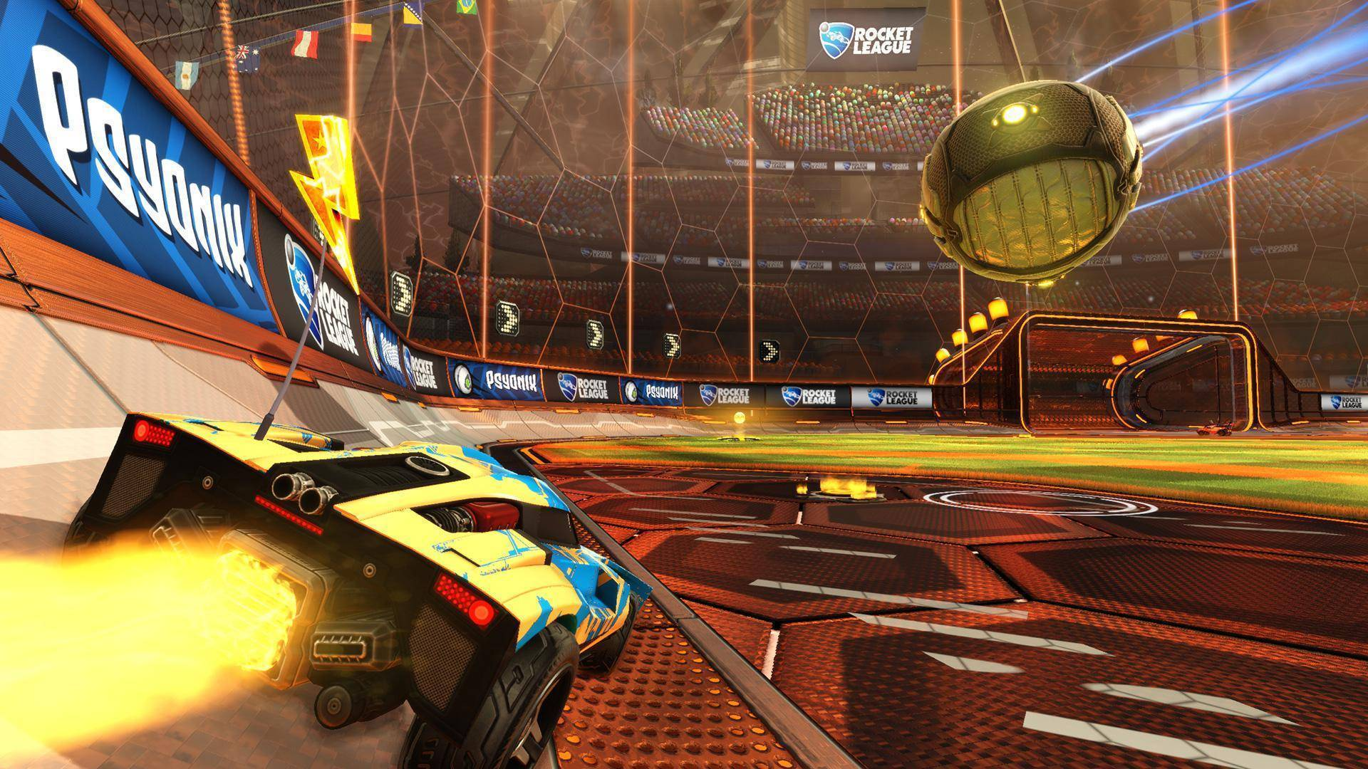 Trailer von Rocket League Collectors Edition  anschauen
