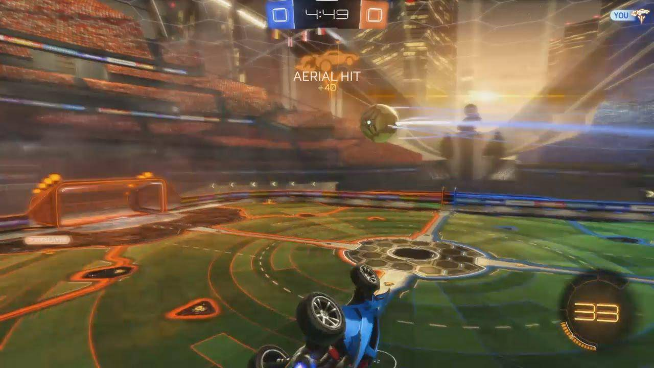 Titel des Artikels überRocket League