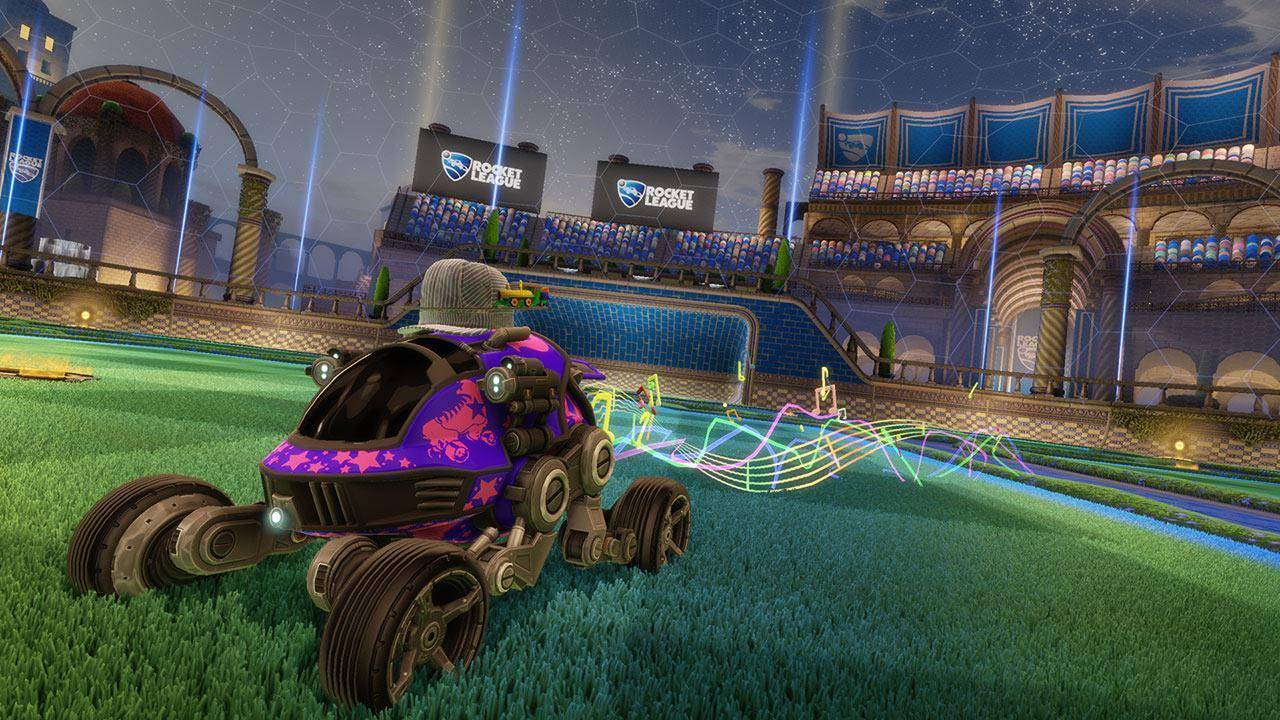 Regarder la bande-annonce de Rocket League Revenge of the Battle Cars DLC