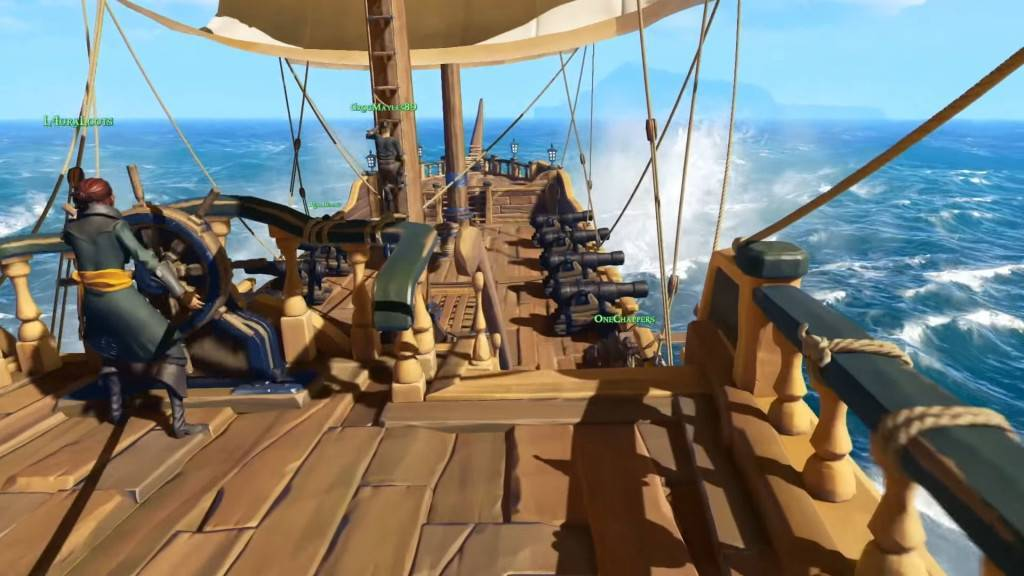 Titel des Artikels überSea of Thieves