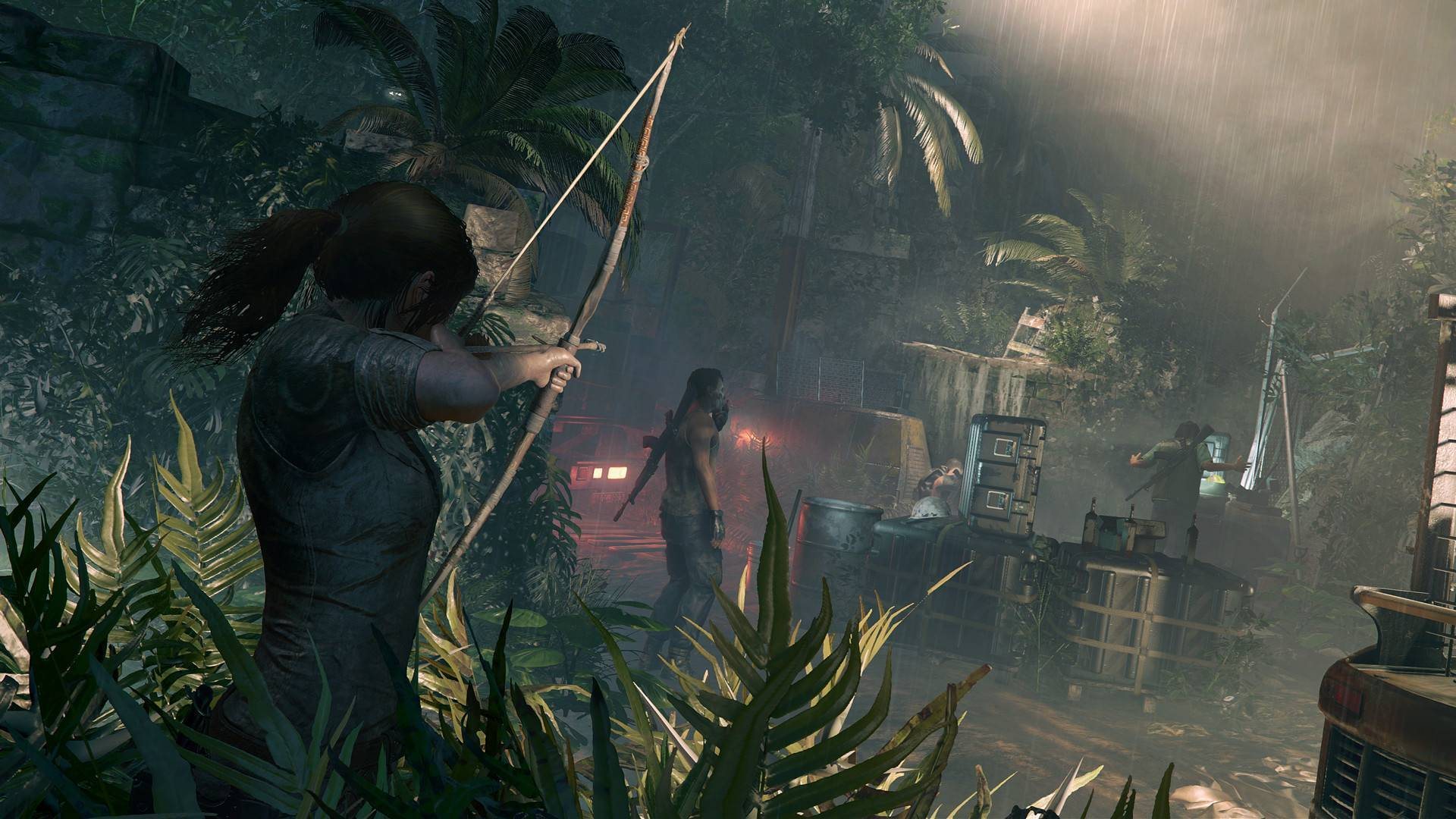 Article title about Shadow of the Tomb Raider