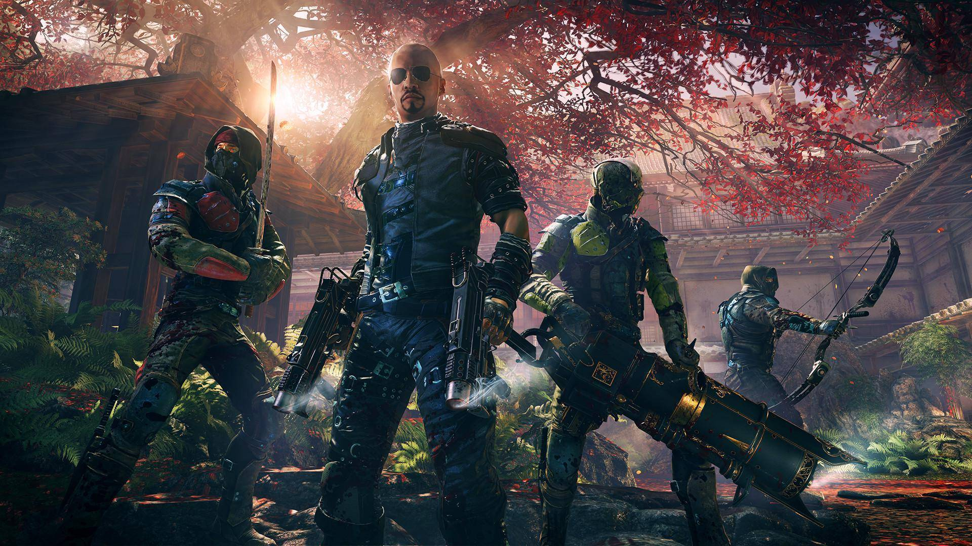 Article title about Shadow Warrior 2