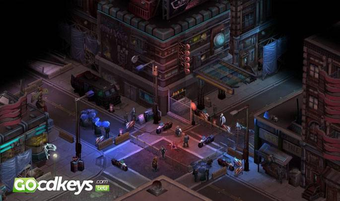 Article title about Shadowrun Returns