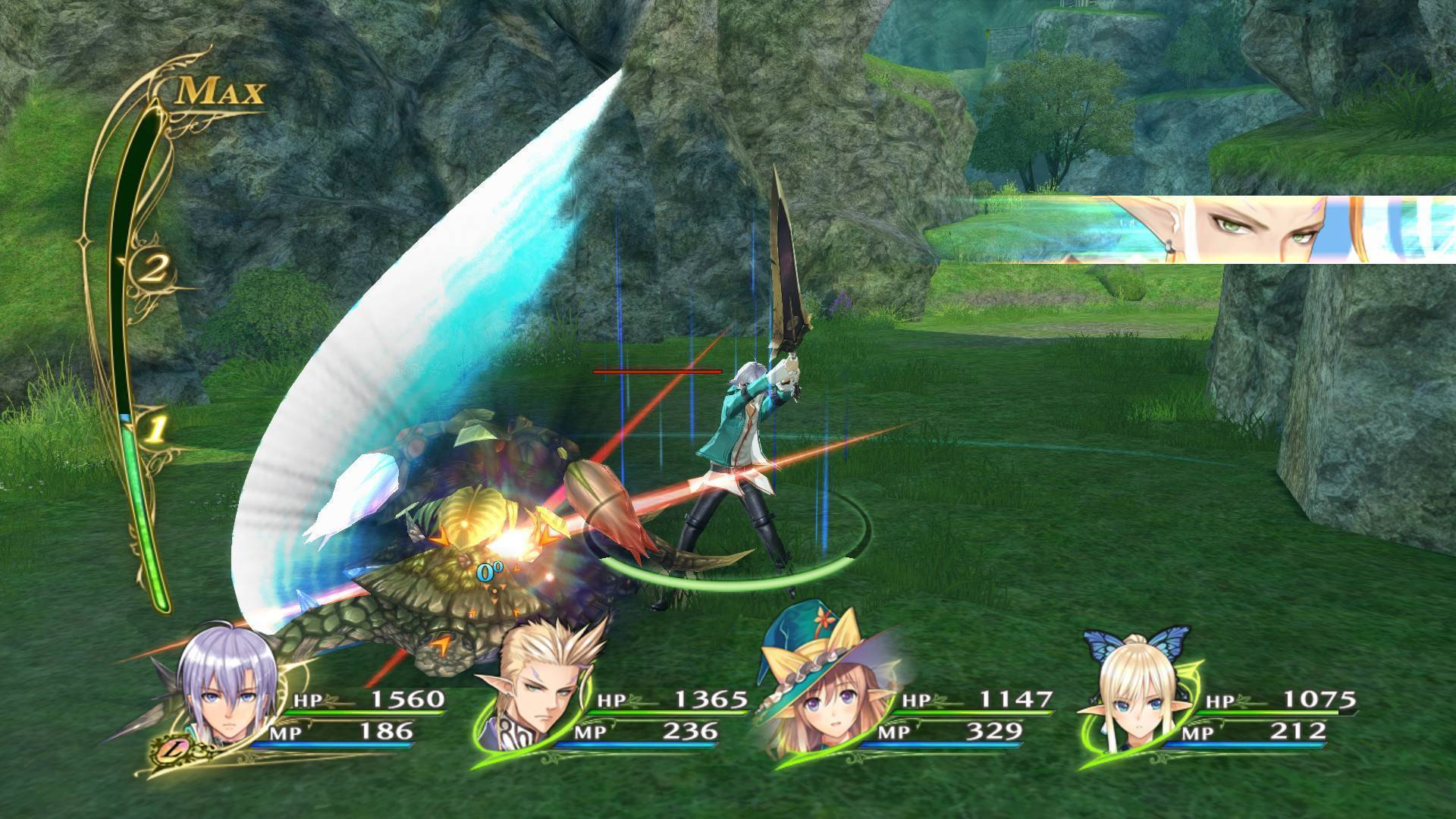 Article title about Shining Resonance Refrain
