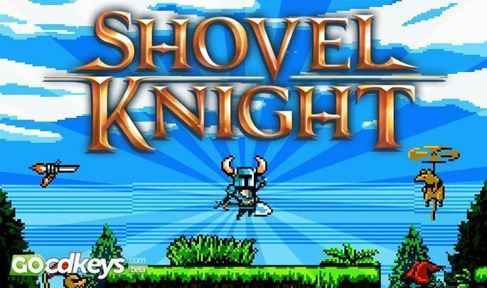 Article title about Shovel Knight