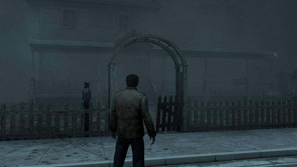 Article title about Silent Hill Homecoming