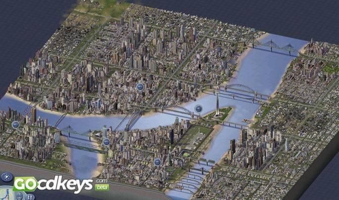 Buy Simcity 4 Pc Cd Key For Origin Compare Prices