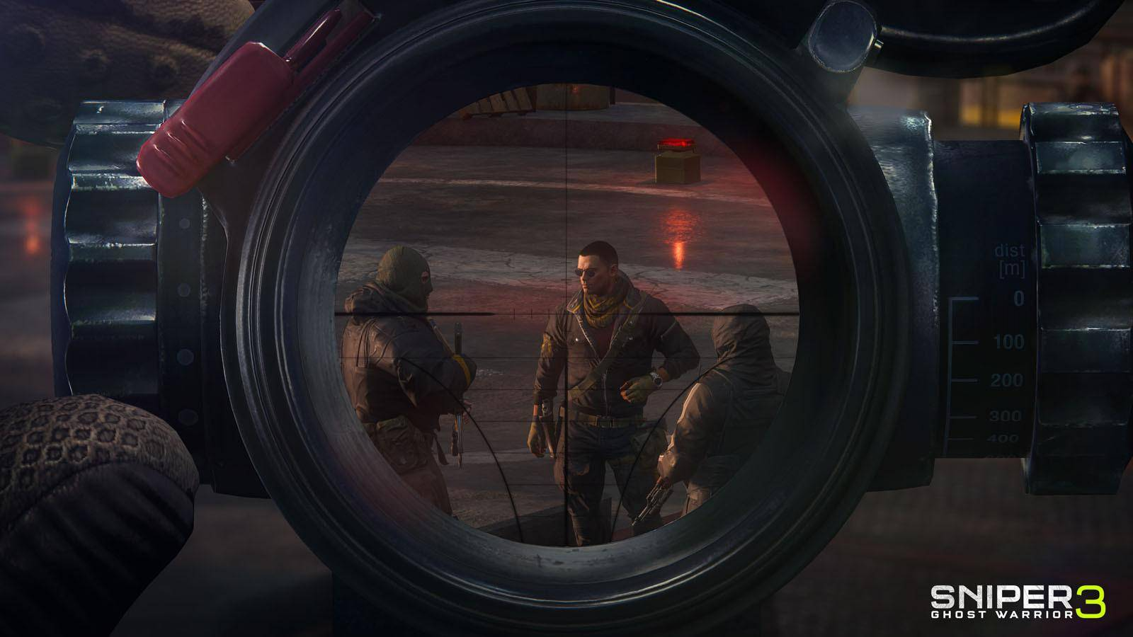 Article title about Sniper Ghost Warrior 3