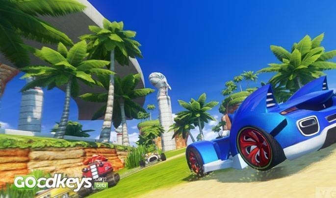Trailer von Sonic and SEGA All-Stars Racing Transformed  anschauen