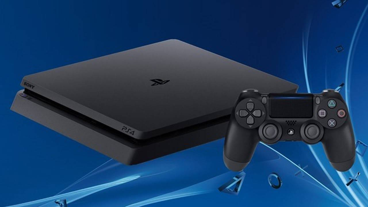 buy sony ps4 playstation 4 slim 1tb console compare prices. Black Bedroom Furniture Sets. Home Design Ideas
