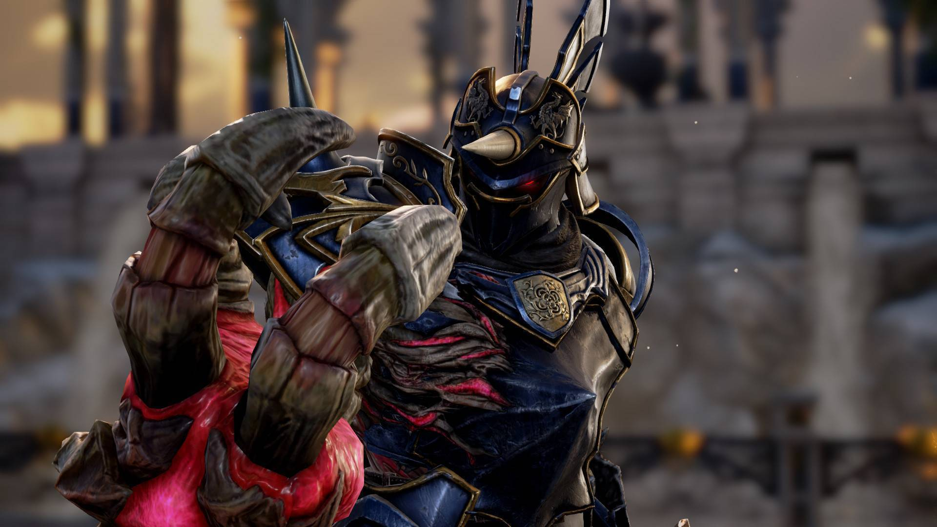 Article title about SOULCALIBUR VI