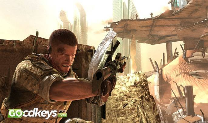 Article title about Spec Ops: The Line