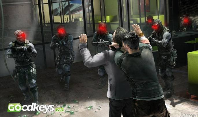 Article title about Splinter Cell: Conviction