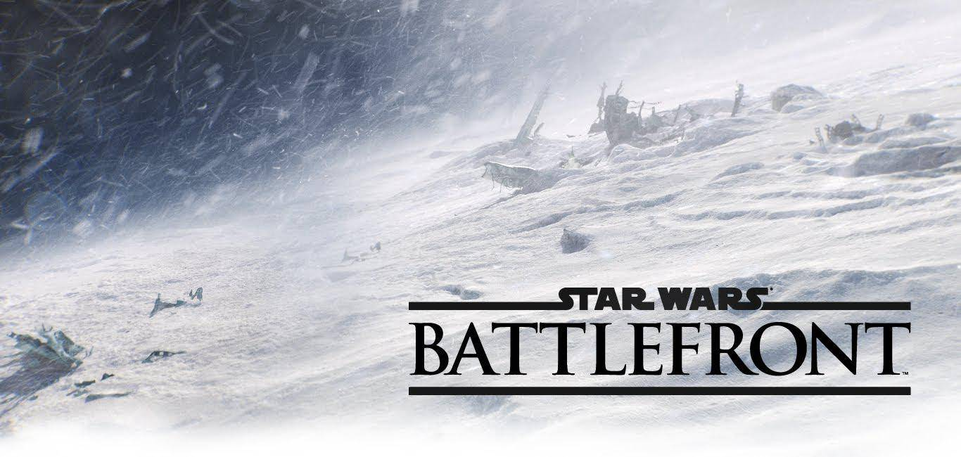 Article title about Star Wars Battlefront