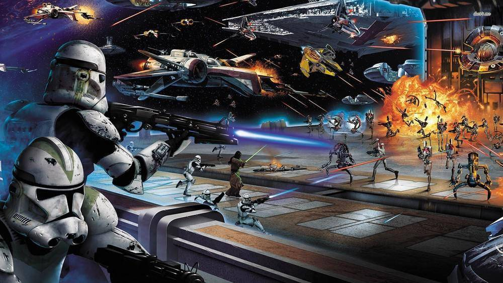 Article title about Star Wars Collection