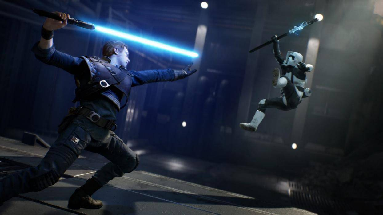 Article title about STAR WARS JEDI: FALLEN ORDER