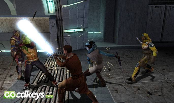 Article title about Star Wars: Knights of the Old Republic