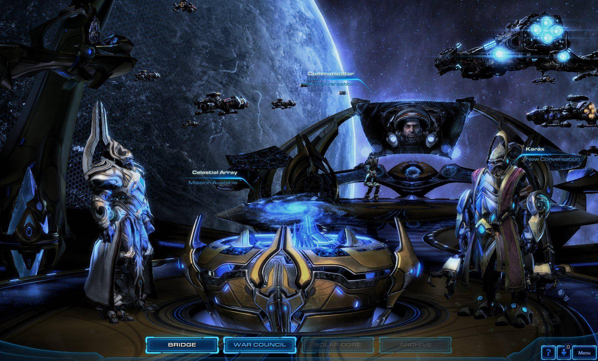 Starcraft 2 patch legacy of the void collectors edition