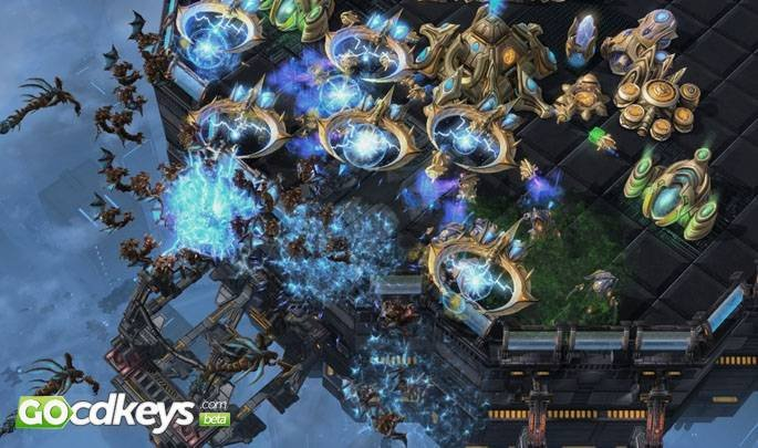 starcraft 2 legacy of the void cheap key