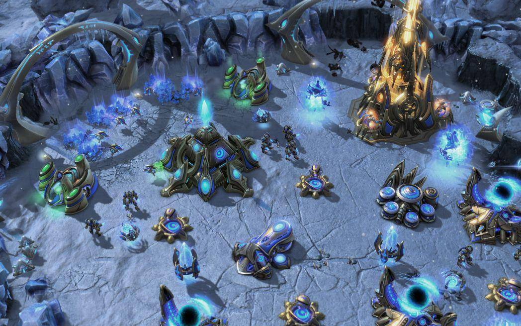Buy StarCraft 2 The Complete Trilogy EU pc cd key for ...
