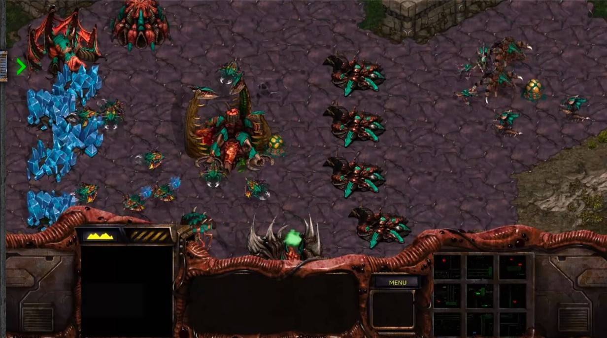 Article title about StarCraft Remastered