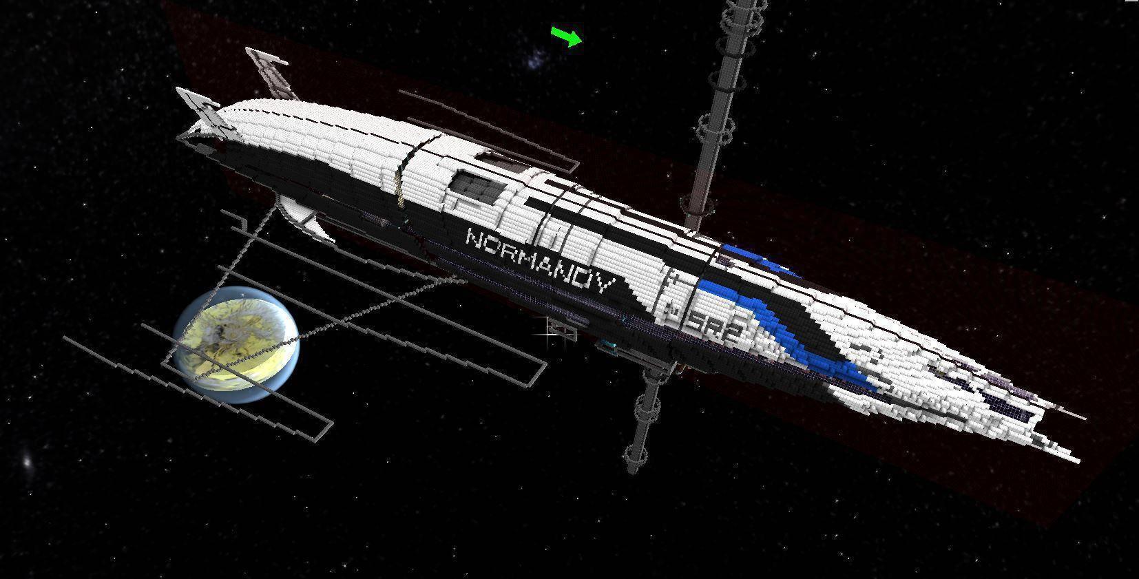Raumschiff Bauen Spiel