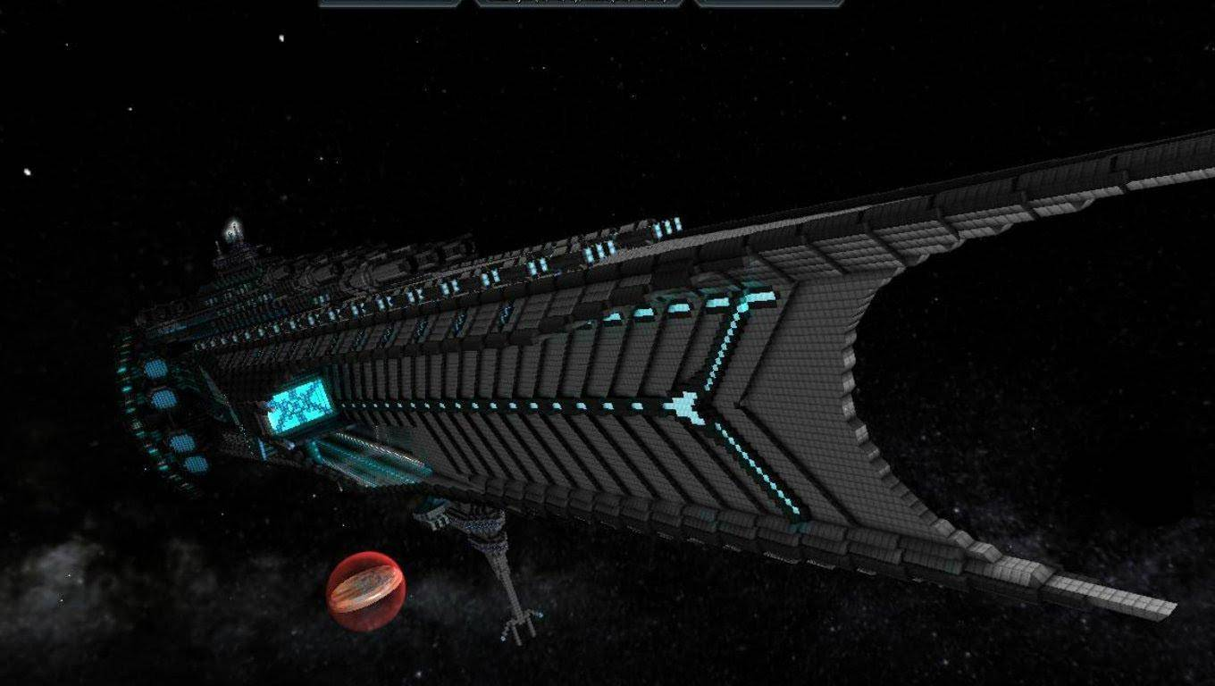 space ship on starmade - photo #15