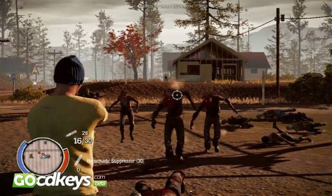 Article title about State of Decay