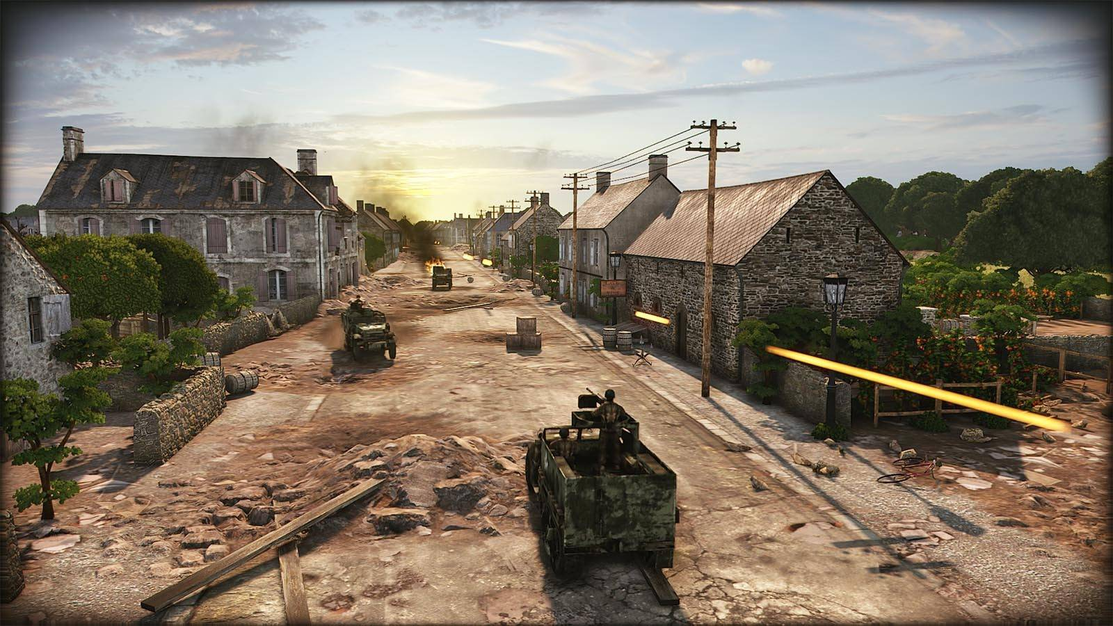 Article title about Steel Division Normandy 44