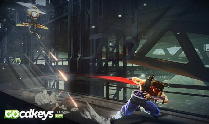 Article title about Strider