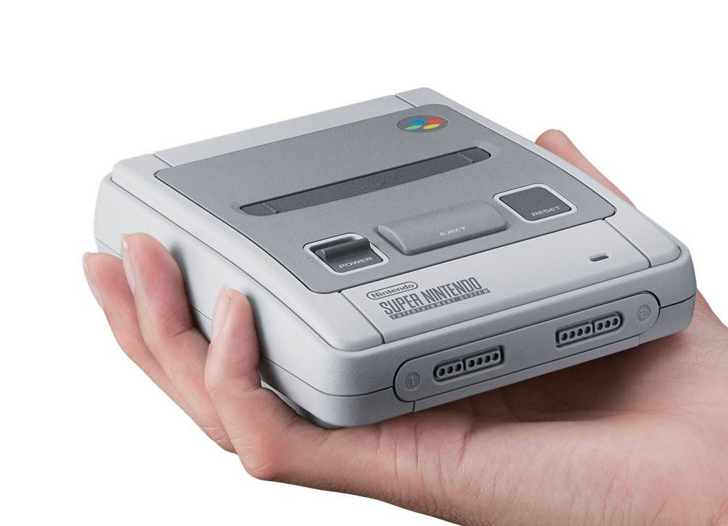 buy super nintendo mini snes mini console compare prices. Black Bedroom Furniture Sets. Home Design Ideas