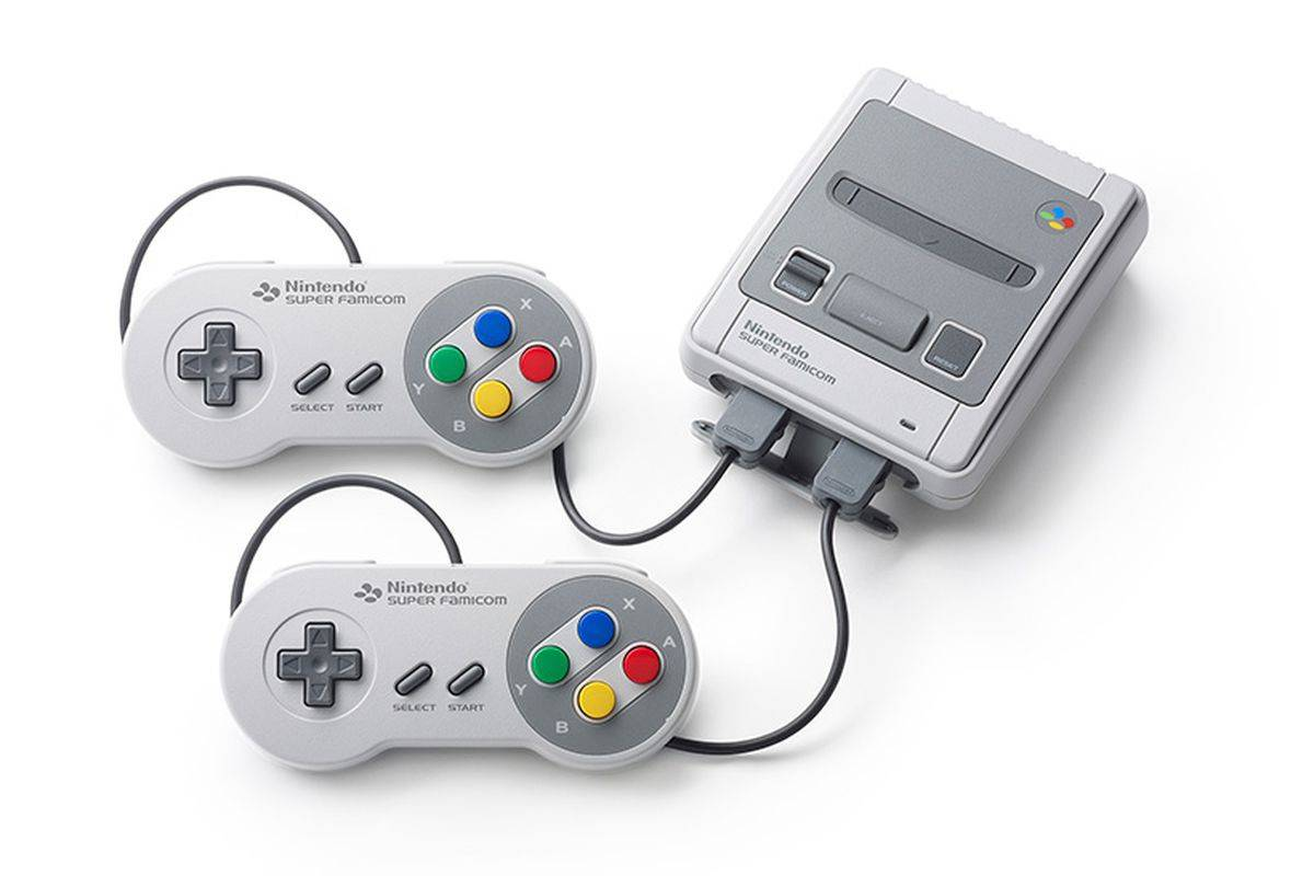 Buy Super Nintendo Mini (SNES Mini) Console - compare prices