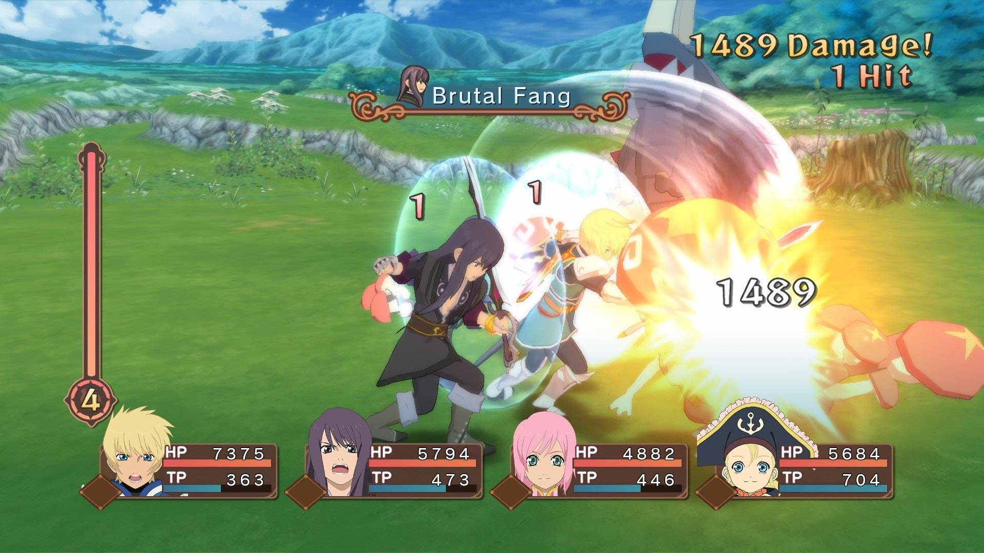 Article title about Tales of Vesperia: Definitive Edition