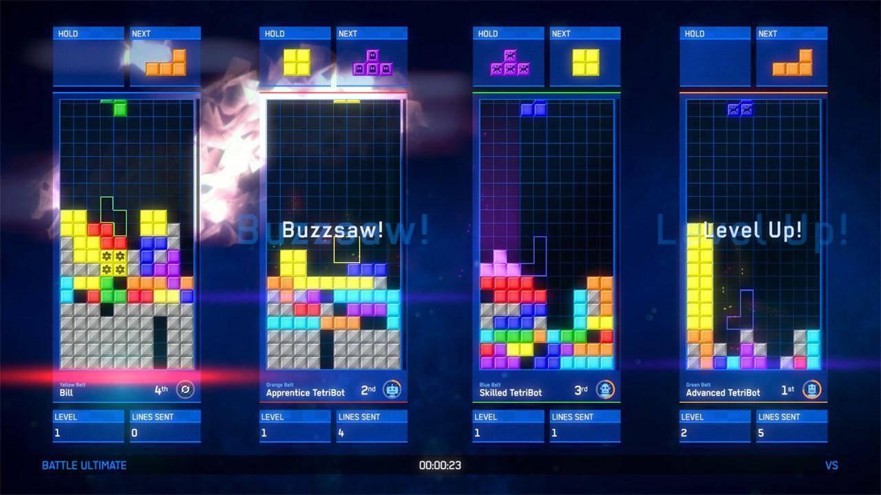 Tetris Ultimate Pc